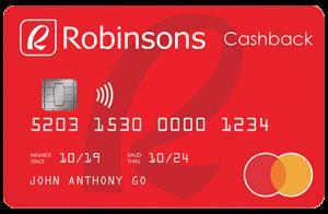 rbank cashback card