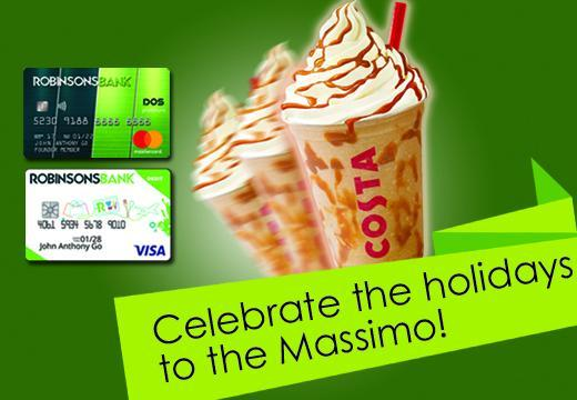 Celebrate the Holidays to the Massimo