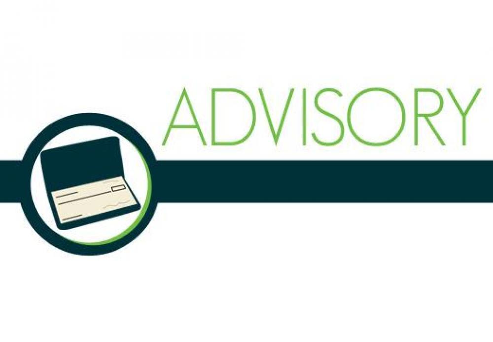 advisory 8