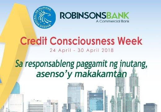 Credit Conciousness week banner