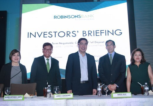 Investor's Briefing