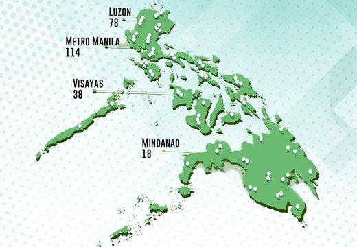 PH map