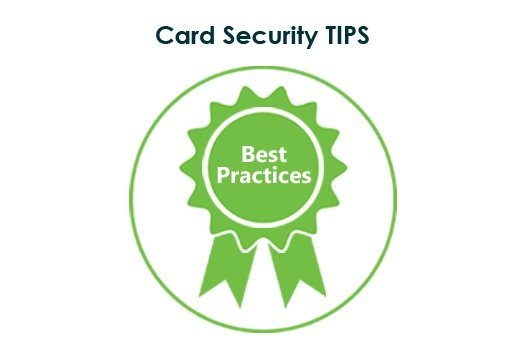 card security tips