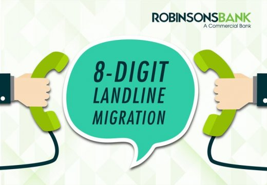 8 digit line migration