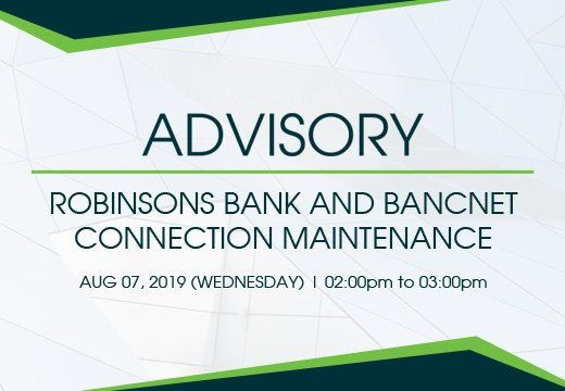advisory connection maintenance