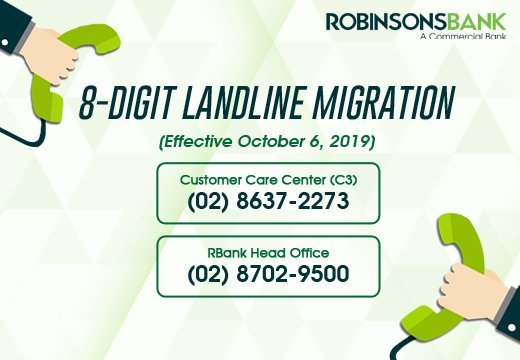 8-digit line migration 2