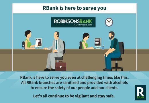 RBank is here to serve