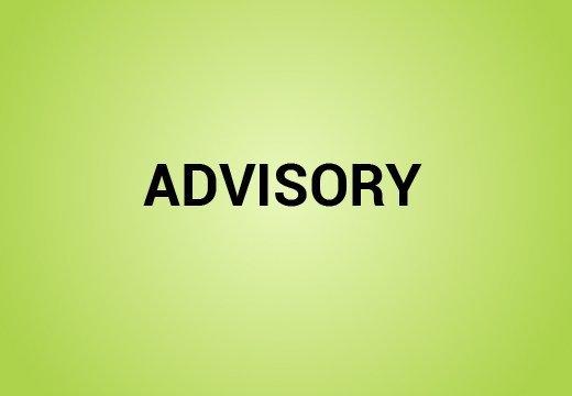 advisory 6