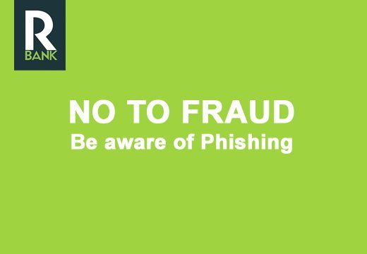 No to fraud
