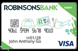Rbank visa debit card