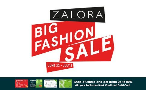 zalord big fashion sale