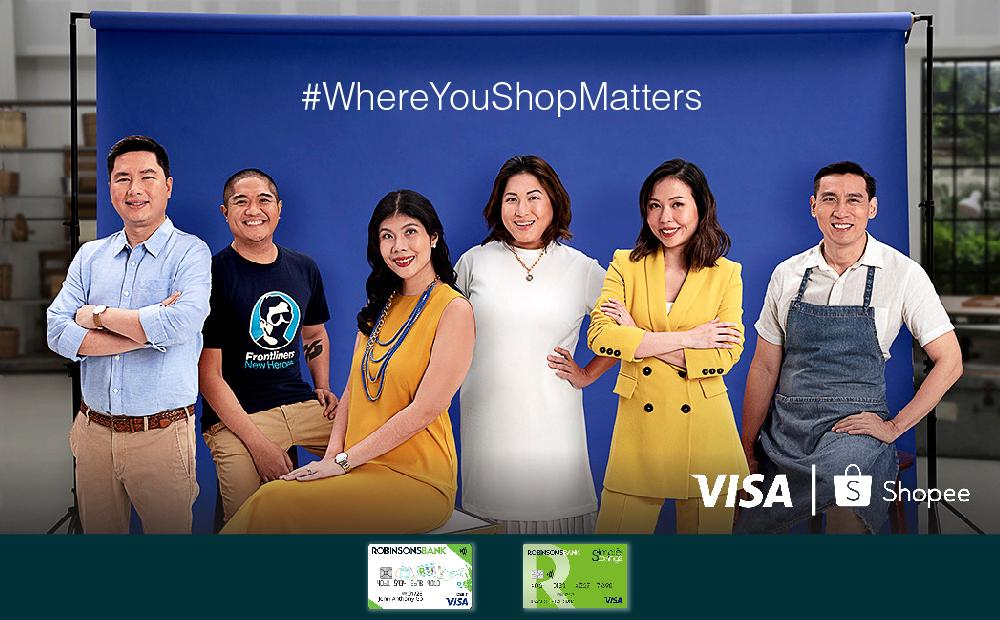 Visa Shopee